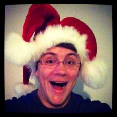 Jester Santa Hat