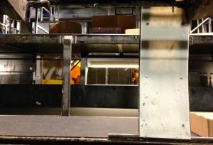 UPS Conveyor Belts At Work