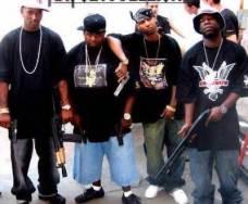 Gangsta Rapper image